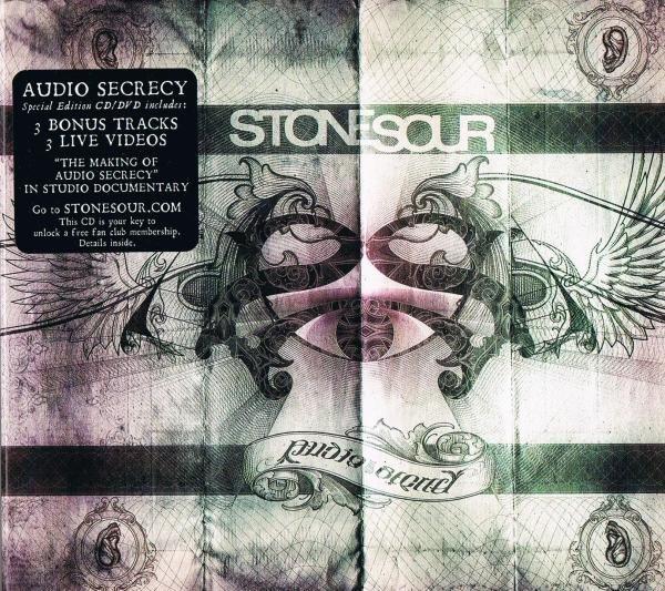 Stone Sour - Audio Secrecy (CD+DVD)