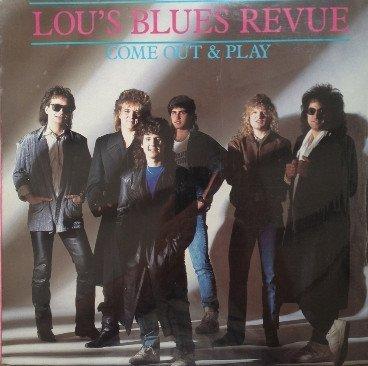 Lou's Blues Revue - Come Out & Play (LP)