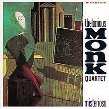 Thelonious Monk - Misterioso (CD)