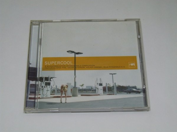 Supercool: A Musikproduktion Schwarzwald Compilation (CD)