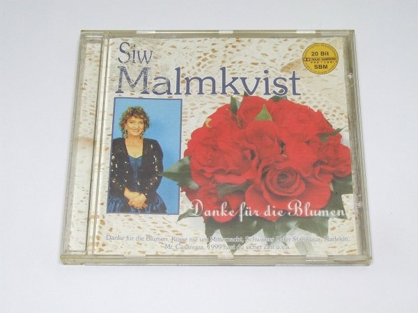 Siw Malmkvist - Danke Fur Die Blumen (CD)
