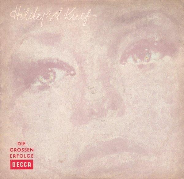 Hildegard Knef - Die Großen Erfolge (LP)