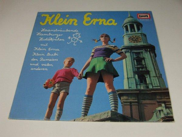 Klein Erna - Die Frechsten Geschichten Aus Hamburg (LP)