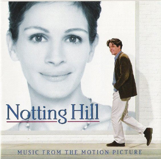 Notting Hill (Music From The Motion Picture) (CD)