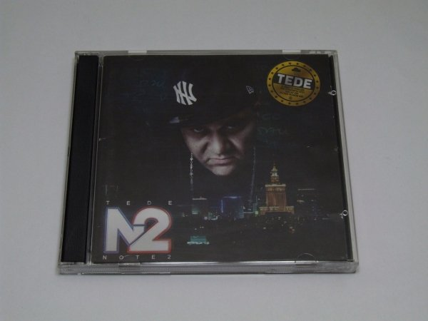 Tede - Note2 (2CD)