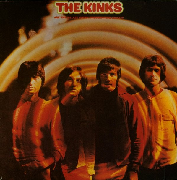 The Kinks - The Kinks Are The Village Green Preservation Society (LP)