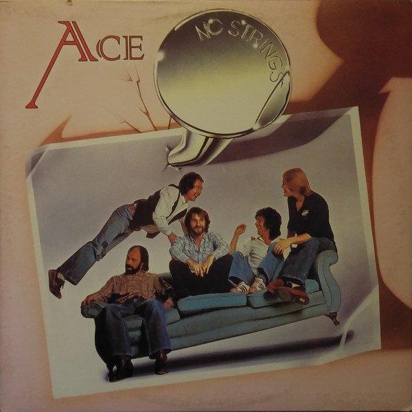 Ace - No Strings (LP)