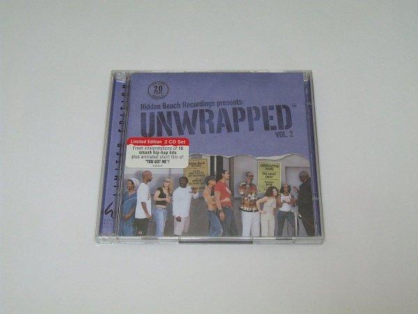 Hidden Beach Recordings Presents: Unwrapped Vol.2 (2CD)