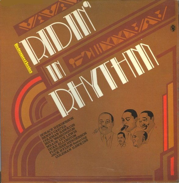 Ridin' In Rhythm (2LP)
