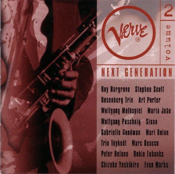 Verve - Next Generation Volume 2 (CD)