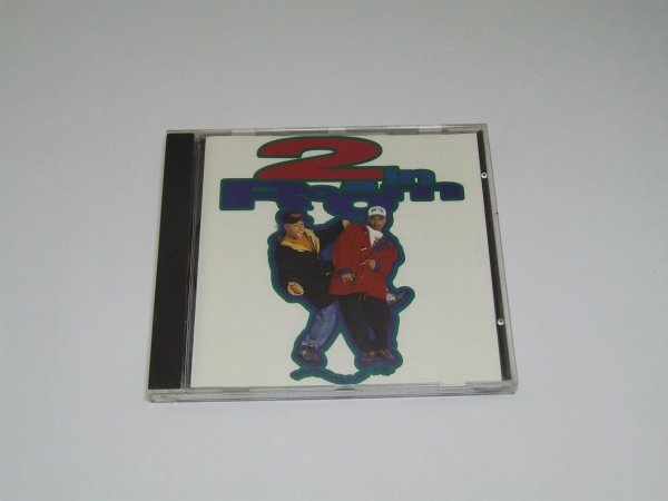 2 In A Room - Wiggle It (CD)