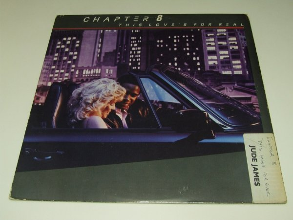 Chapter 8 - This Love's For Real (LP)