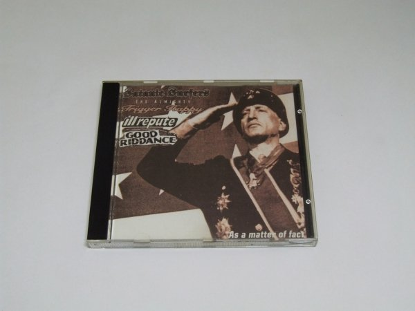 Satanic Surfers / The Almighty Trigger Happy / Ill Repute / Good Riddance - As A Matter Of Fact (CD)