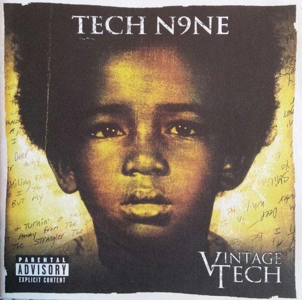 Tech N9ne - Vintage Tech (CD)