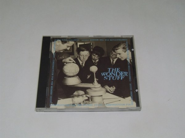The Wonder Stuff - Construction For The Modern Idiot (CD)