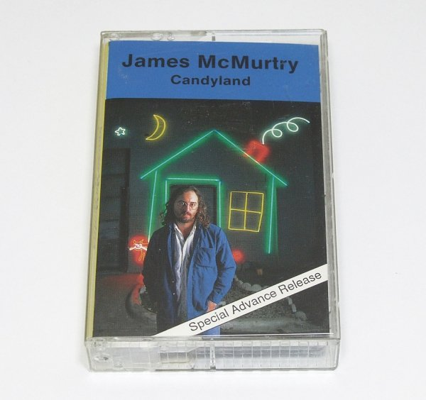 James McMurtry - Candyland (MC)