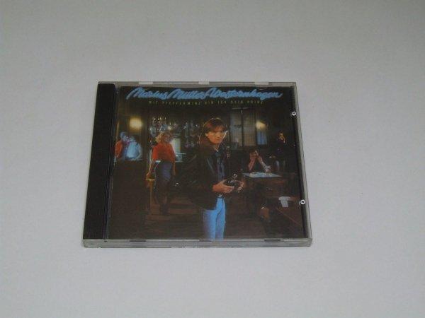 Marius Müller-Westernhagen - Mit Pfefferminz Bin Ich Dein Prinz (CD)
