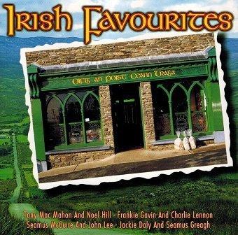 Irish Favourites (CD)