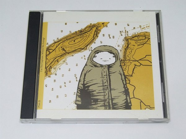 Plan B - I'm The Captain, Where We Going? (CD)