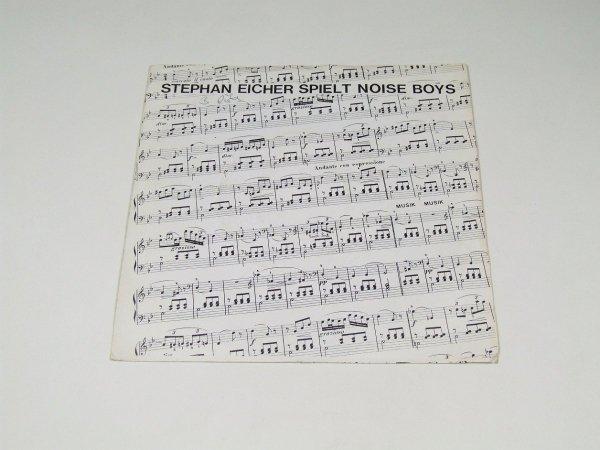 Stephan Eicher - Spielt Noise Boys (7'')