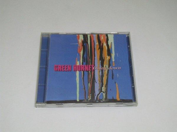 Green Hornet - Going Down (CD)