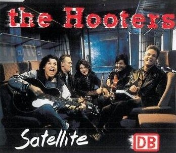 The Hooters - Satellite (Maxi-CD)