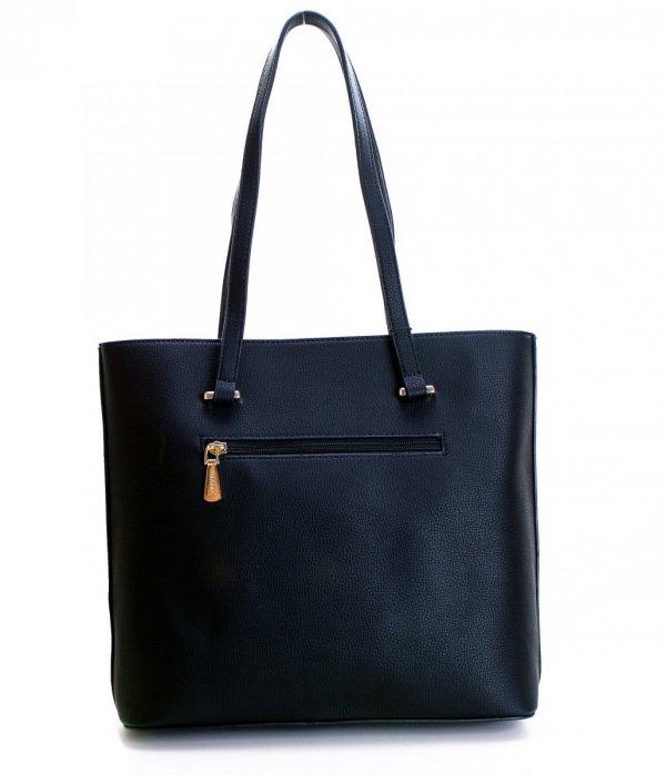klasyczna czarna torebka