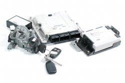 Komputer silnika stacyjka Mitsubishi Carisma 2000 1.9DID