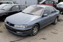 Błotnik przód lewy Peugeot 406 2002 2.0HDI DW10ATED