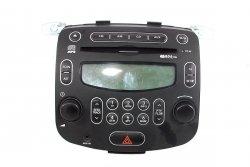 Radio CD oryginał Hyundai i10 2007-2013