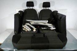 Fotele kanapa tył Audi A6 C6 2010 Avant