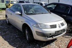 Podnośnik szyby tył prawy Renault Megane CC 2004