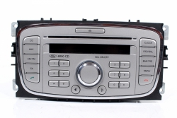 Radio 6000 CD Ford Mondeo MK4 2008 Kombi
