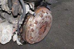 Koło zamachowe sprzęgło Ford Transit MK6 2004 2.0Di F3FA