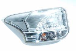 Lampa tył tylna lewa  Mitsubishi Outlander III 2012-2015 SUV
