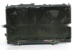 Chłodnica wody Mitsubishi Galant 1992-1996 2.4i automat