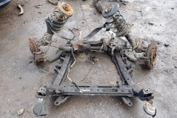 Sanki ława silnika Renault Scenic RX4 2000 2.0i