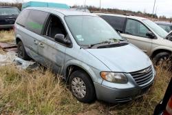 Podnośnik szyby przód prawy Chrysler Voyager GY Town & Country 2004