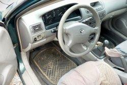 Fotel lewy kierowcy Toyota Corolla E11 2000 Liftback
