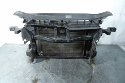 Pas przód chłodnica wentylator Volkswagen Passat B6 2006 2.0TDI  BKP