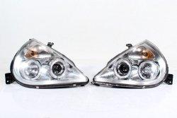 Reflektor lewy prawy ringi Ford Ka 1996-2008