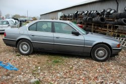 Drzwi przód prawe BMW 7 E38 1994 Sedan (kolor: 269)