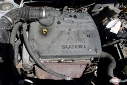 Skrzynia biegów Suzuki Liana 2002 1.6 M16A