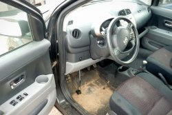 Konsola airbag pasy sensor Daihatsu Sirion M3 2010 5D