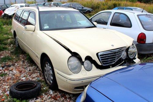 Mercedes E-klasa W210 2002 2.2CDI 611961 Kombi
