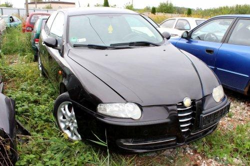 Alfa Romeo 147 2002 1.6i AR37203 Hatchback 3-drzwi