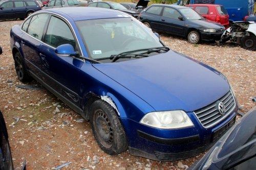 VW Passat B5 2002 1.9TDI AVB Sedan