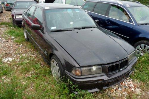 BMW 3 E36 1991 2.0i Sedan