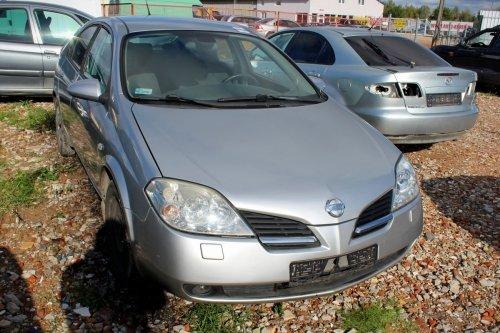 Nissan Primera P12 2003 2.2DCI YD22 Hatchback 5-drzwi