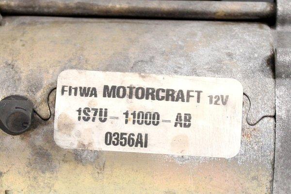 Rozrusznik Ford Mondeo MK3 2000-2007 1.8i 16V, 2.0i 16V